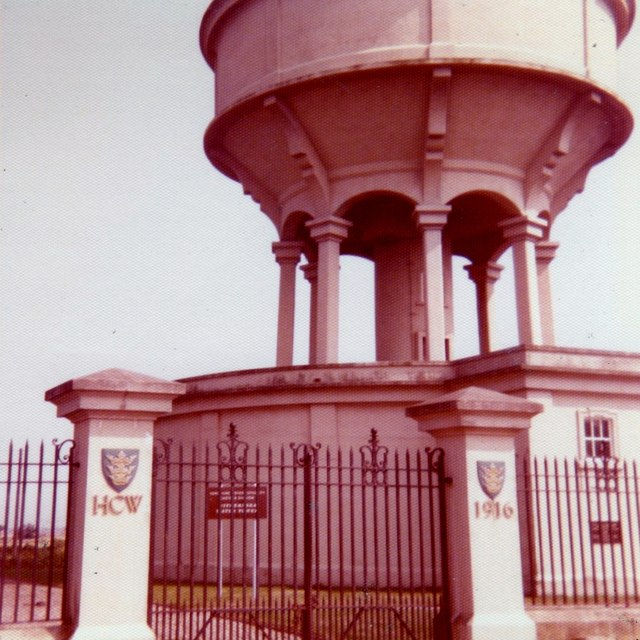 Rimswell Water Tower