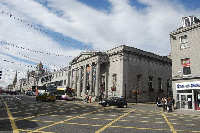 The Music Hall, Aberdeen