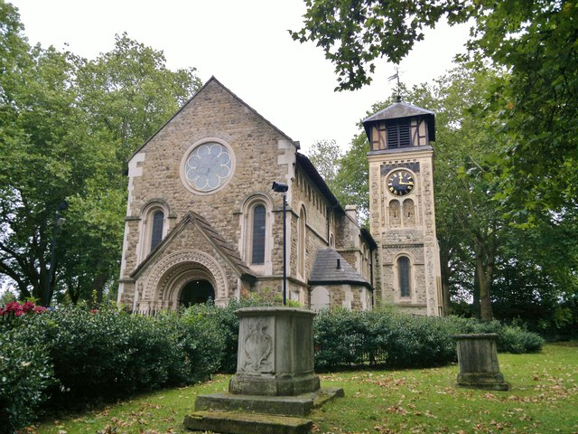 St Pancras Old Church