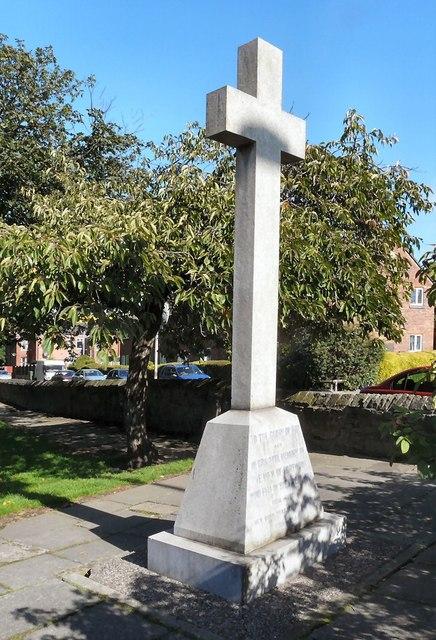 Portwood War Memorial