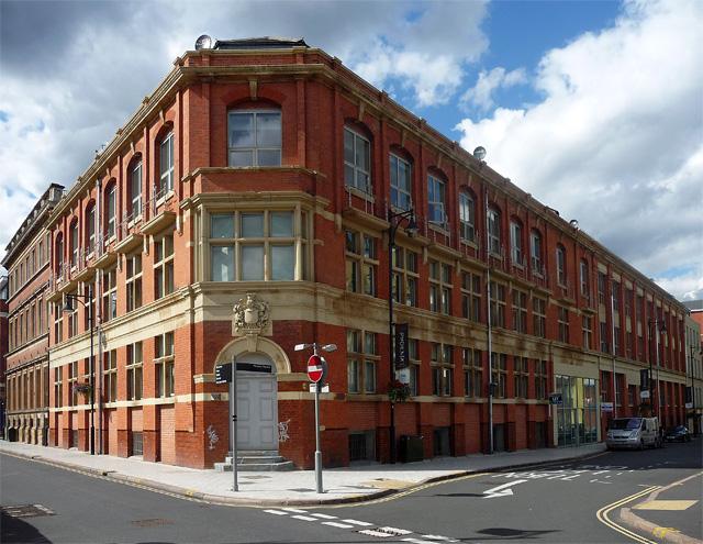 2 Morledge Street, Leicester