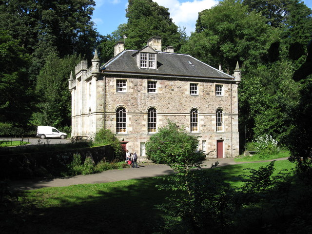 Hermitage of Braid Visitors Centre