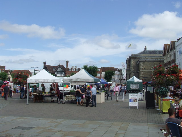 Salisbury Market Place