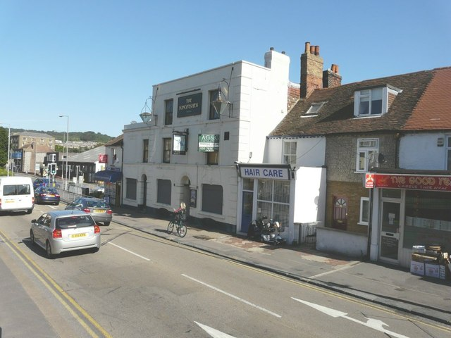 Kingfisher Public House, London Road, Dover