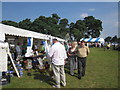 TF6927 : Sandringham Handicrafts Fair by Peter Turner