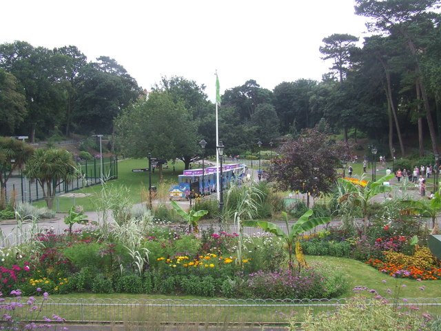 Gardens near Bournemouth