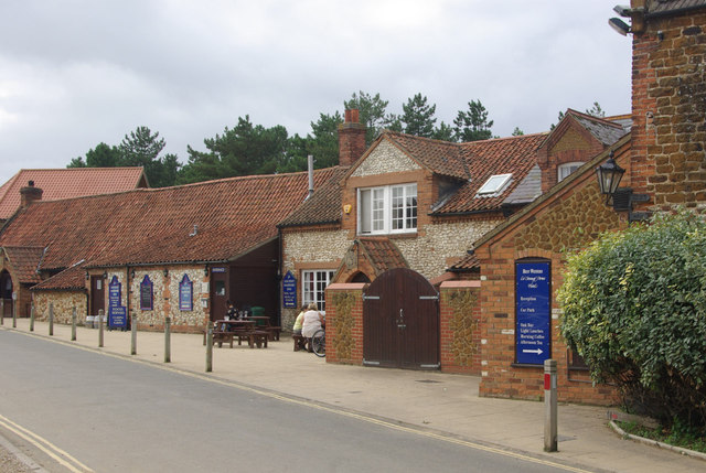 The Ancient Mariner Inn, Old Hunstanton