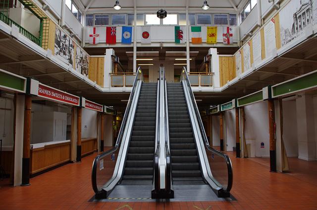 Lancaster Market Hall