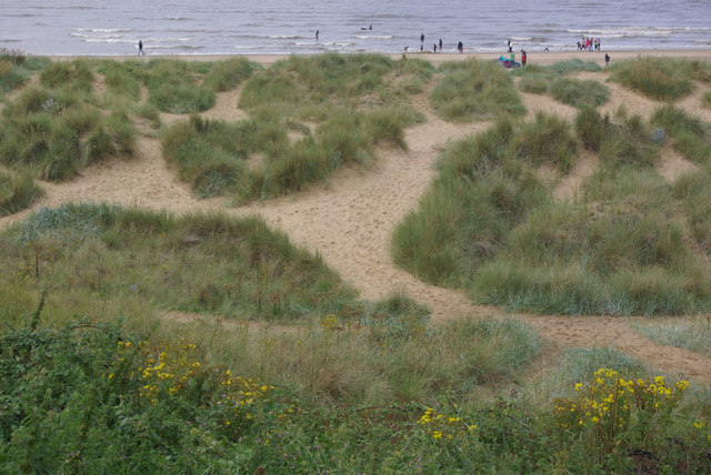 Dunes at Old Hunstanton