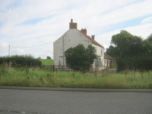 Farmhouse at Bottom House Farm