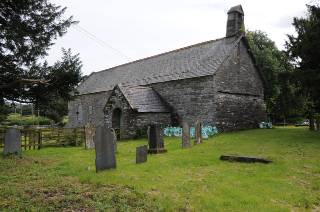 Former church, Llangwm