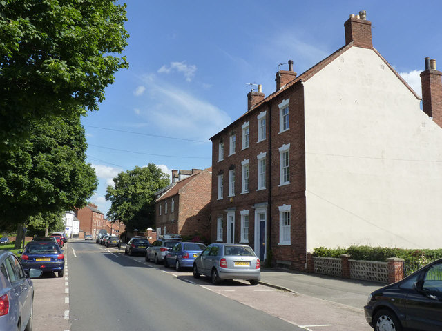 Houses on Millgate