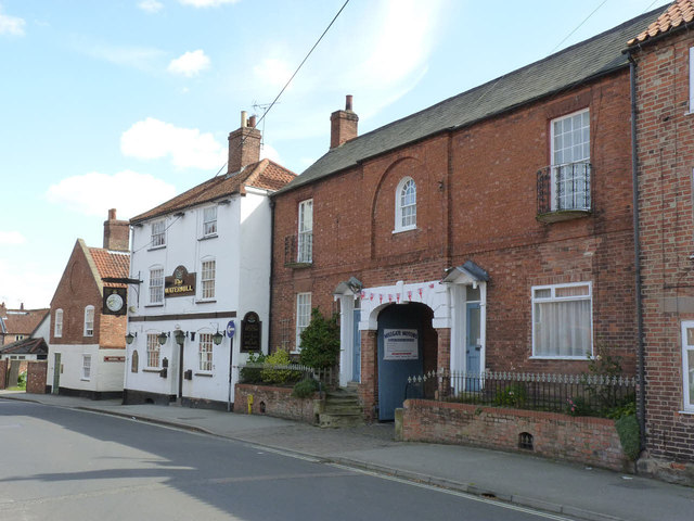 The Watermill and 69/71Millgate