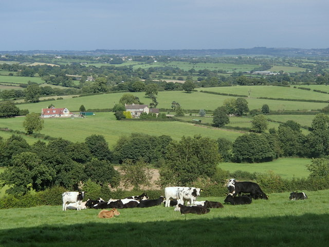 View from Edge Moor