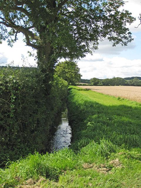 Fieldside drain