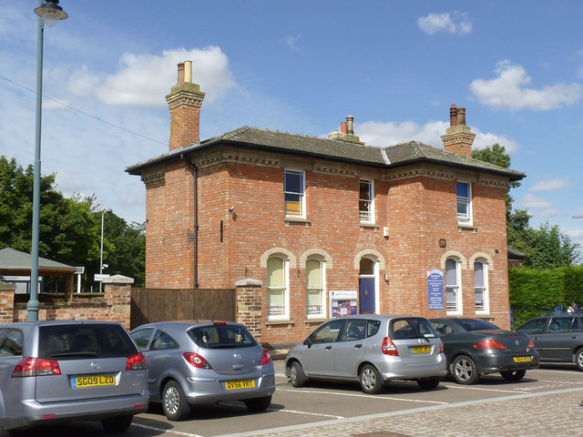 Station Master's house, Castle Station
