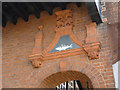 SK7954 : Terracotta decoration on The Ossington  by Alan Murray-Rust