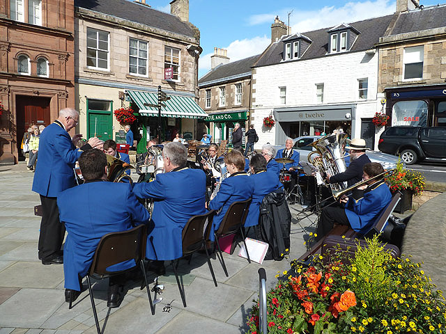 St Boswells Silver Band