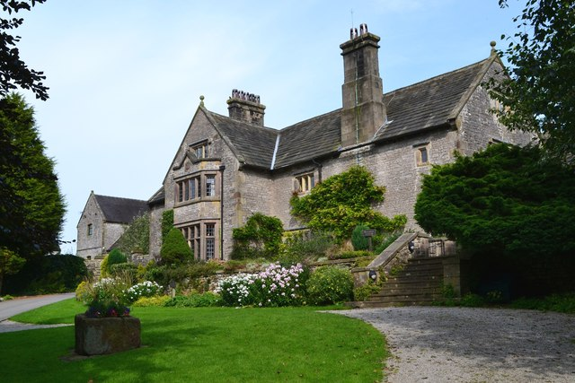 Hartington Hall - now a youth hostel (YHA)