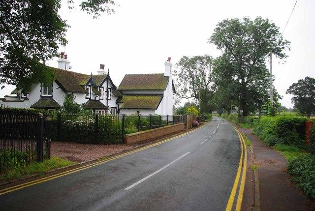 Three Mile Lane at Orchard Cottage