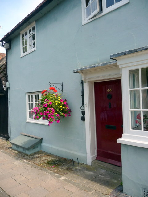 Broad Street, Alresford, Hampshire