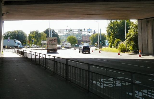 Portwood Roundabout