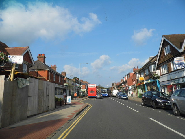 High Street Heathfield