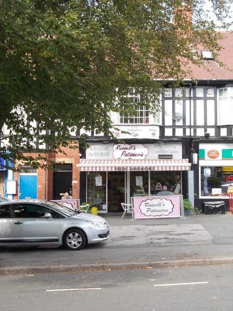 Russell's Patisserie - Stainbeck Road