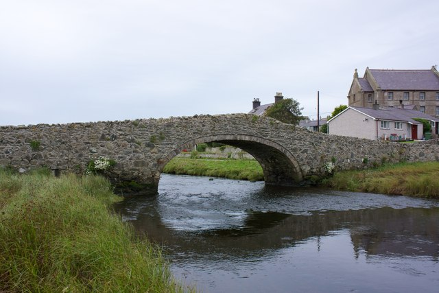 Old Bridge, Aberffraw