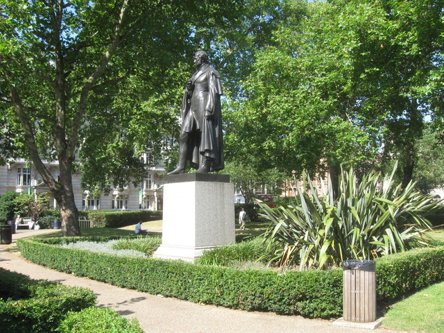 Memorial to William George Frederick Cavendish Bentinck