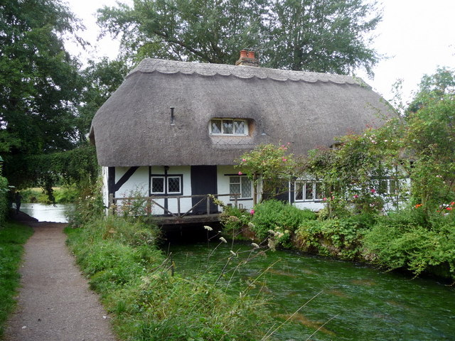 13th Century Fulling Mill, Alresford, Hampshire