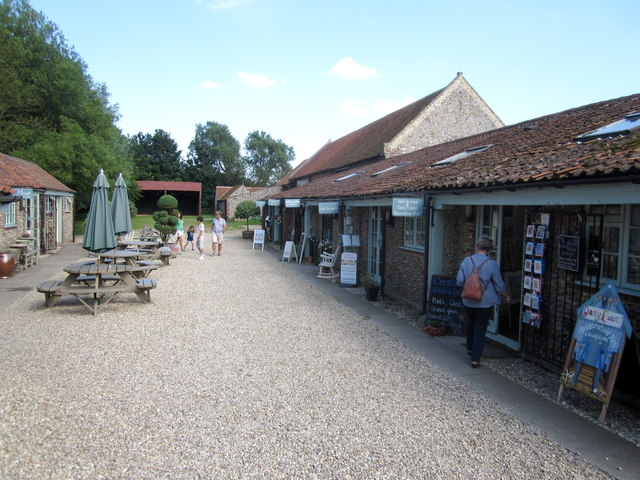 Abbey Farm shops