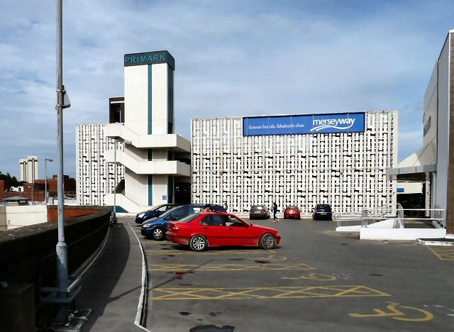 Primark car park