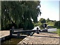 SK6682 : Forest Top Lock, 54, Chesterfield Canal by Chris Morgan
