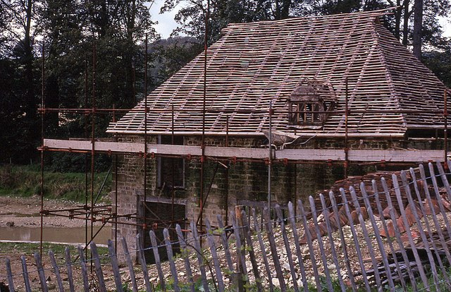Rebuilding the Lurgashall Watermill (2)