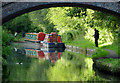SP1780 : Grand Union Canal at Catherine de Barnes, Solihull : Week 35