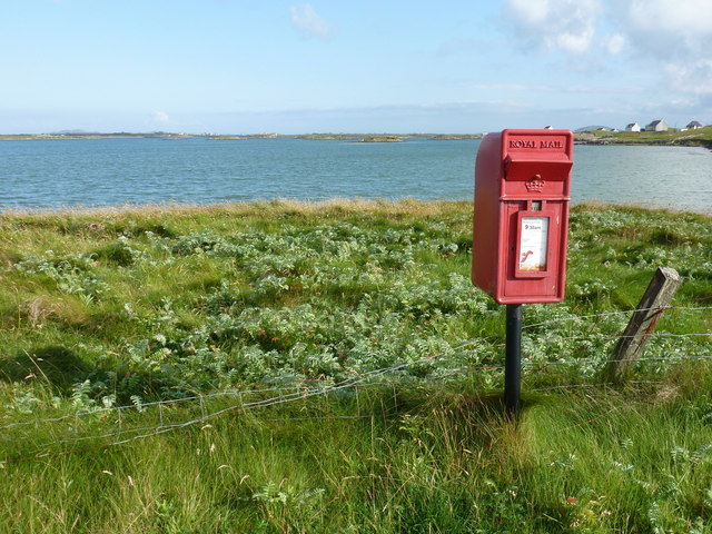 Baleshare: postbox № HS6 31