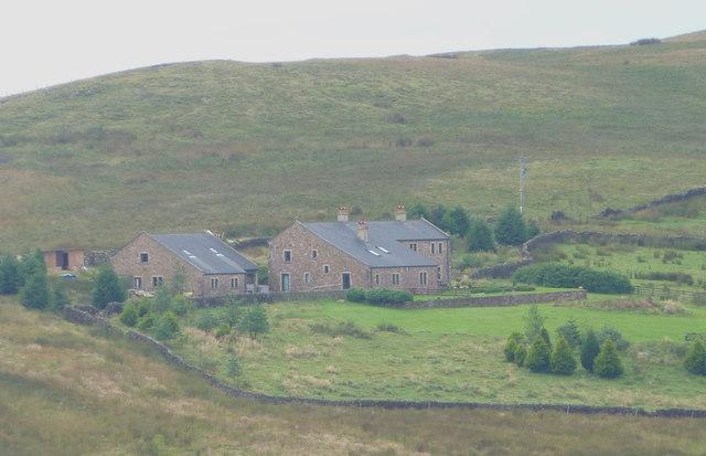 Stone Fold House
