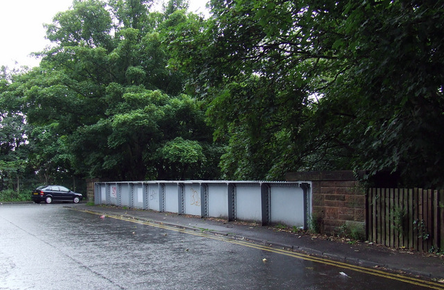 Former Pinkhill railway bridge