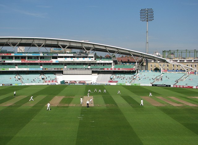 The Oval: Surrey v Nottinghamshire