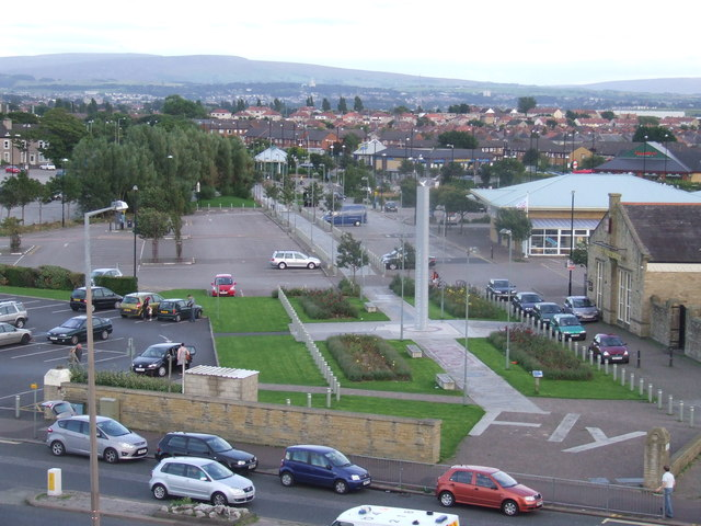 View of Morecambe