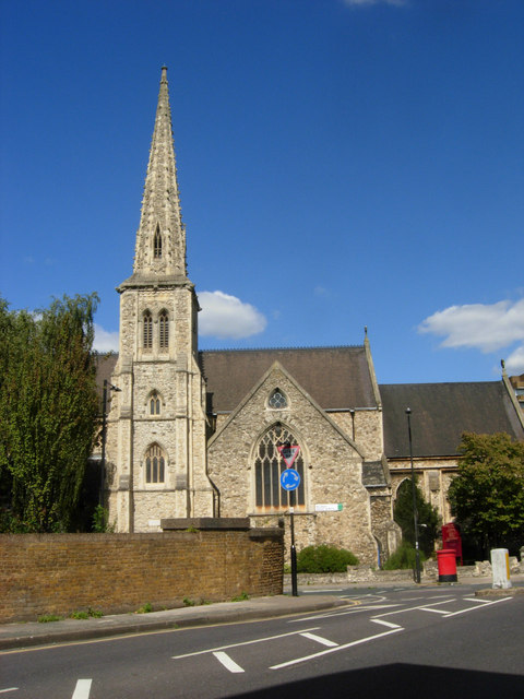 Church of St Jude & St Paul, Mildmay Grove North