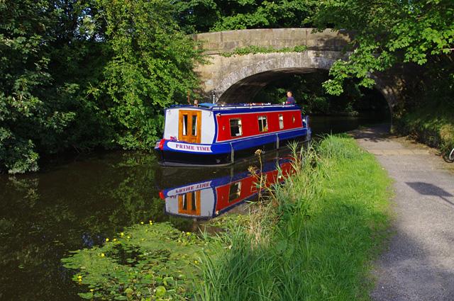 Bridge 17, Lancaster Canal