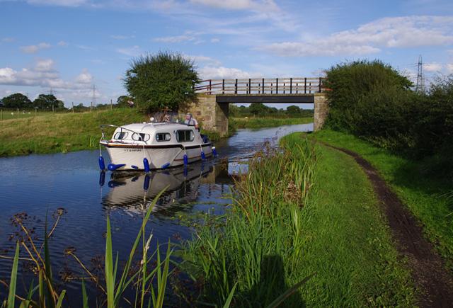 Bridge 21, Lancaster Canal