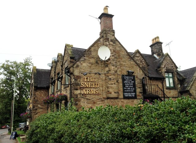 The Sneyd Arms, Keele