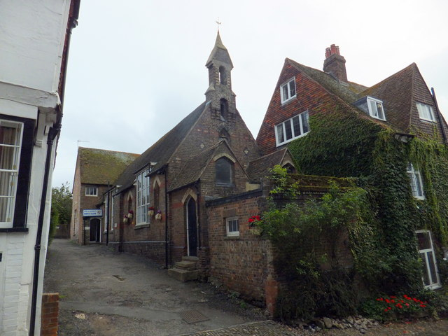 Rye and District Boys Club, Mermaid Street, Rye, East Sussex