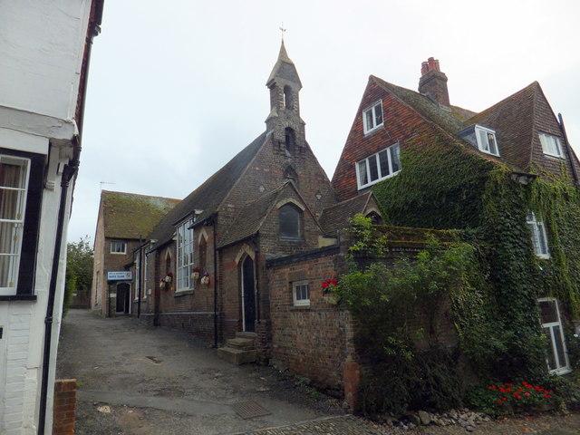 Rye and District Boys Club, Mermaid Street, Rye, East Sussex