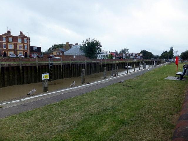 River Brede at Rye