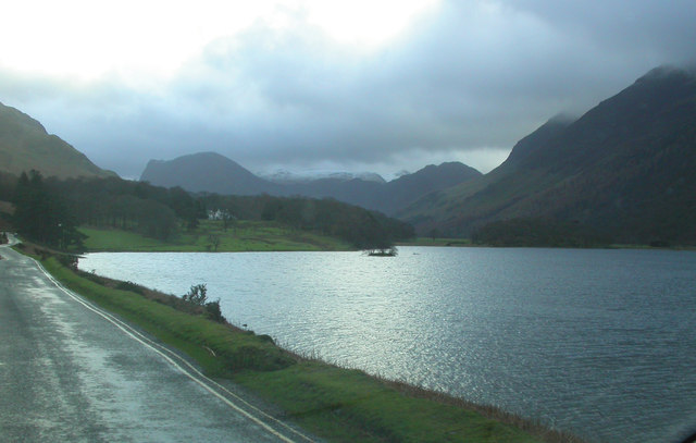 Crummock Water from the B5289