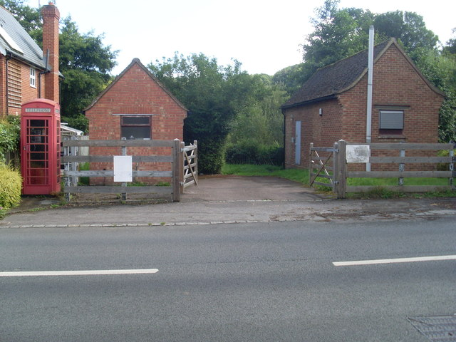 Hascombe Telephone Exchange, Surrey